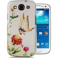 CoverZone Samsung Galaxy S3 Kılıf Resimli Arka Kapak No: 3