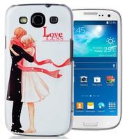 CoverZone Samsung Galaxy S3 Kılıf Resimli Arka Kapak No: 29