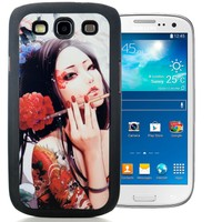 CoverZone Samsung Galaxy S3 Kılıf Resimli Arka Kapak No: 27