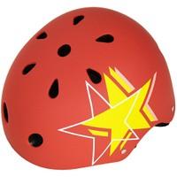 Action MTV-12 Bisiklet-Paten Kaskı Kırmızı Yetişkin
