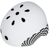 Action MTV-12 Bisiklet-Paten Kaskı Beyaz