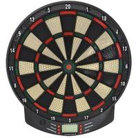 Spor724 ED108 Elektronik Dart Tahtası-26 Oyunlu LED Göstergeli