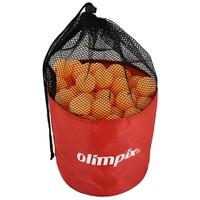 Spor724 Olimpix Gross 144 lü Masa Tenisi Topu Turuncu