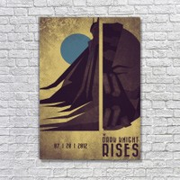 Albitablo Poster Love Dark Knight Rises Kanvas Tablo