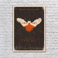 Albitablo Poster Love Psycho Kanvas Tablo
