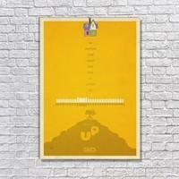 Albitablo Poster Love Up 1 Kanvas Tablo
