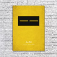 Albitablo Poster The Fall Kanvas Tablo