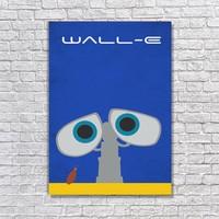 Albitablo Poster Love Wall E 1 Kanvas Tablo