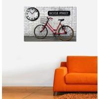Tictac Design Bisiklet Tablo Saat