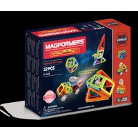 Magformers Space Wow Set 22P