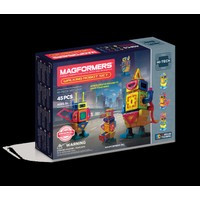 Magformers Walking Robot Set 45P