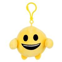 Emoji Plush Anahtarlık Gülen Yüz 7 cm