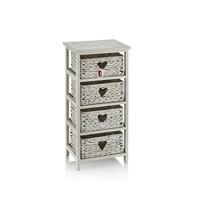 NEVA N1064 4Lü Kalpli Cabinet