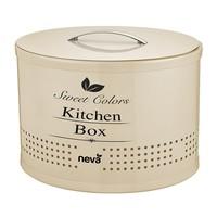 NEVA Neva N2291 Sweet Kıtchen Box-Krem