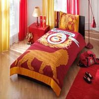 Taç - Lisanslı Galatasaray Parlayan Logo Nevresim Takımı