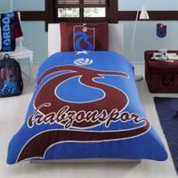 Taç - Lisanslı Trabzonspor Parlayan Logo Nevresim Takımı
