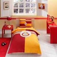 Taç - Lisanslı Galatasaray Logo Nevresim Takımı