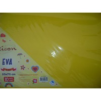 Ticon Eva 2Mm 50*70Cm Sarı