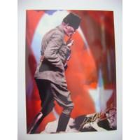 Atatürk Poster 35*50Cm