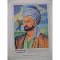 Yunus Emre Poster 35*50Cm