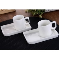Gönül Porselen Porselen 2Li Kahve Fincan Seti
