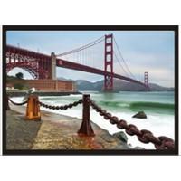 M3 Decorium Golden Gate Manzara Poster