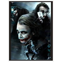 M3 Decorium Joker Poster