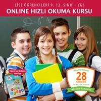 Online Hızlı Okuma Kursu (YGS - Lise Öğrencileri Grubu )