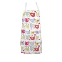 Aliz Mutfak Önlüğü-Renkli Tavuklar