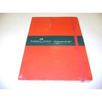 Faber-Castell Suni Deri A5 80Yp Çizgisiz(Düz)
