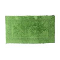 Era Club Amerikan Pamuk Yeşil Banyo Paspası - 55x90 cm