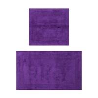 Era Club 2 Parça Amerikan Pamuk Banyo Takımı - Violet