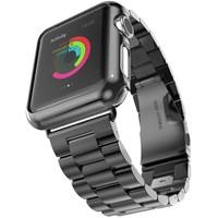 Alaca Apple Watch 42Mm Çelik Kordon
