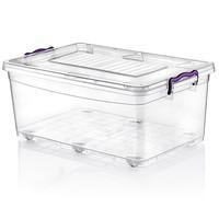 Hobby Life Plastik 40Lt Tekerlekli Multi Box Saklama Kabı