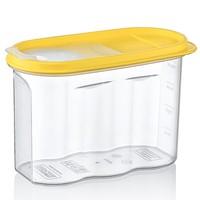 Hobby Life Plastik Erzak Kabı 1,2Lt 6 lı(21501)