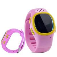Startech Wkiddy Watch GSM,GPS,Bluetooth Akıllı Çocuk Güvenlik Saati pembe