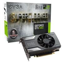 EVGA Nvidia GeForce GTX 1060 SC GAMING 6GB 192Bit GDDR5 (DX12) PCI-E 3.0 Ekran Kartı 06G-P4-6163-KR