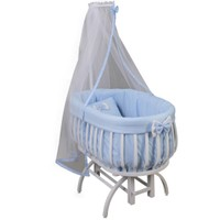 Babylight Lily Sepet Beşik Mavi