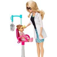 Barbie Göz Doktoru Oyun Seti