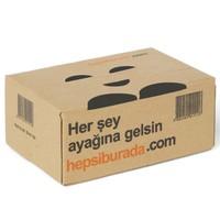 Hepsiburada.com Koli (10 Adet) 0,5 Desi 12 x 17 x 7,4 cm