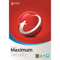 Trend Micro Maximum Security  - 5 Bilgisayar / 1 Yıl
