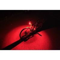 Guee Inox Mini R Arka Kırmızı Stop Far 60 Lümen