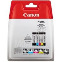Canon Ink PGI-570/CLI-571 PGBK CMYBK Multipack Kartuş