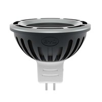 Hizmark 3 Watt Gu5.3 Duylu LED Spot Ampul Beyaz Işık (Günışığı)