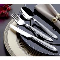 Erdem Boğaziçi Saten 96 Parça Sandıklı Çatal Kaşık Bıçak Seti