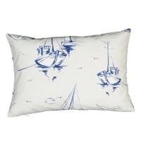 Mika Home Dekoratif Yastık - Gemi