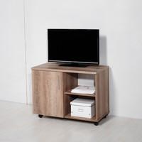Dessenti Argento Ofis Etejer TV Sehpası - Meşe
