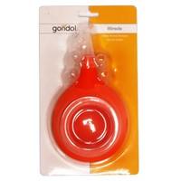 Gondol Silikon Krema Pompası Kırmızı