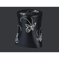 Inverno Butterfly Siyah Çöp Kovası