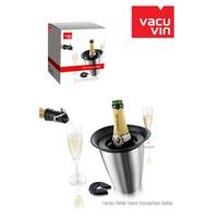 Vacu Vin Şampanya Seti